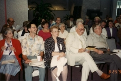 """First """"founding"""" general assembly in August 1994"""